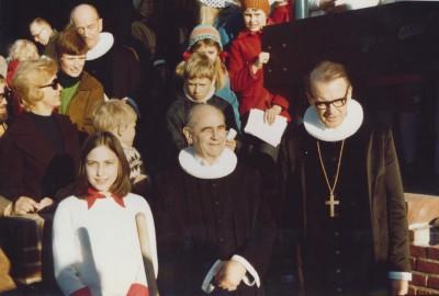 Jakobskirken indvielse biskop Hans Kvist