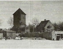 Vandtårnet på Køgevej
