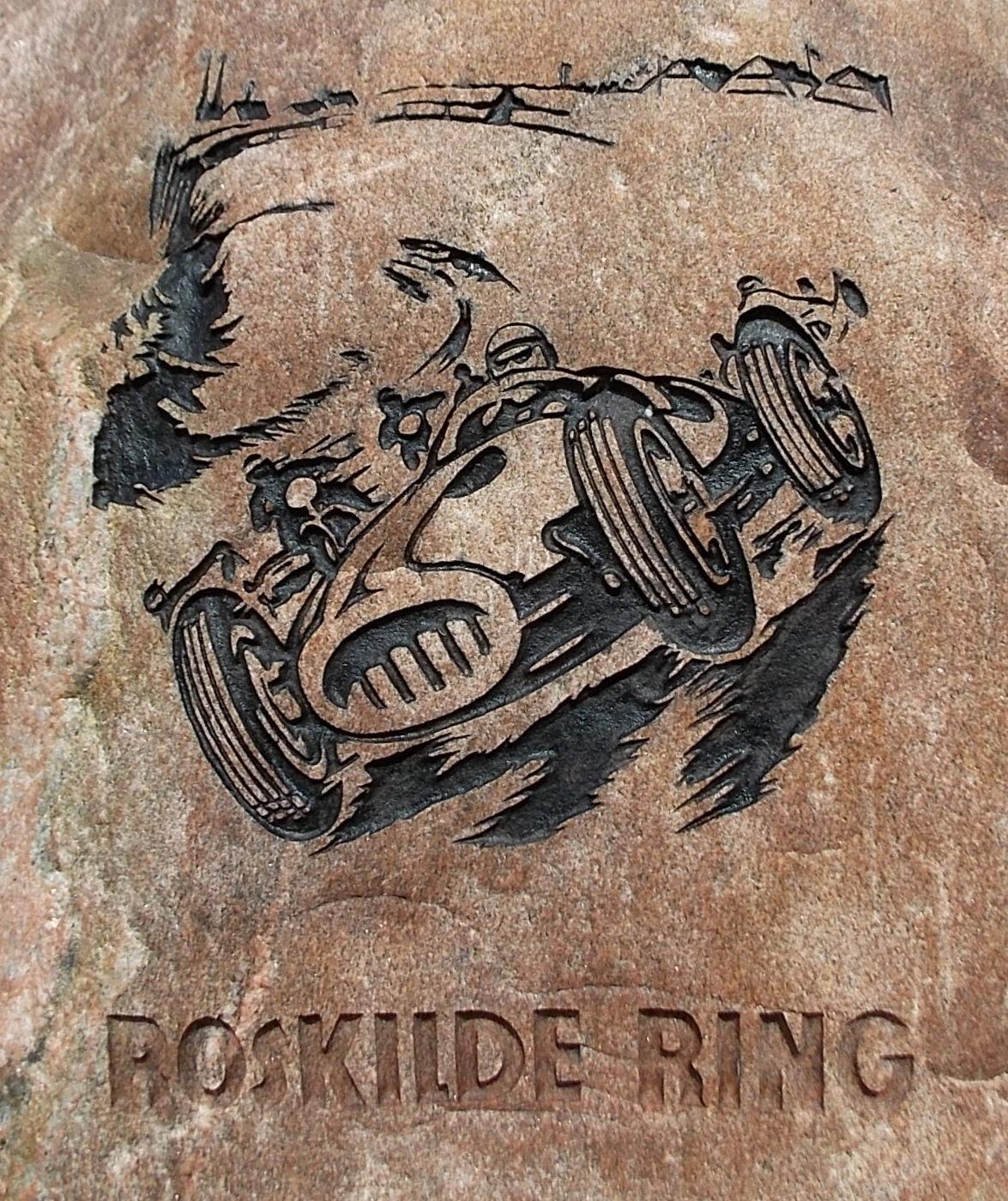 Roskilde Ring mindesten på Roskilde Ring (3)