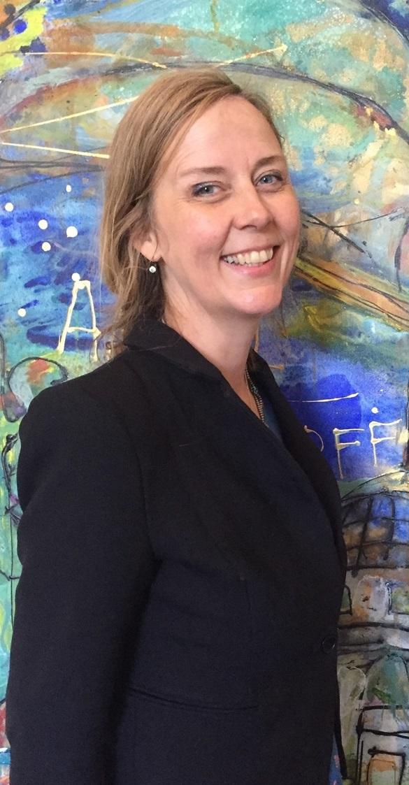 Camilla Sløk portræt
