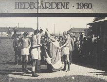 KFUMs nye klubhus indvies i 1960