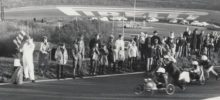 Sæbekasseløb på Ringen i 1967